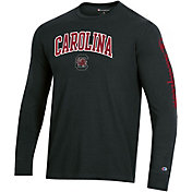 Champion Men's South Carolina Gamecocks Black Long Sleeve T-Shirt
