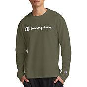 Champion Men's Waffle Long Sleeve Shirt