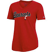 Champion Women's Cincinnati Bearcats Red V-Neck T-Shirt