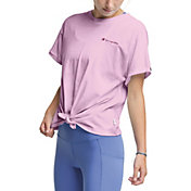 Champion Women's Tie-Front T-Shirt