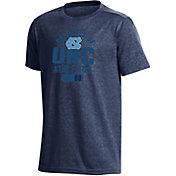 Champion Youth North Carolina Tar Heels Navy Field Day T-Shirt
