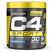Cellucor C4 Sport Pre-Workout Blue Raspberry 30 Servings