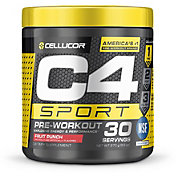 Cellucor C4 Sport Pre-Workout Fruit Punch 30 Servings