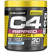 Cellucor C4 Sport Ripped Pre-Workout Artic Snow Cone 30 Servings