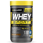 Cellucor C4 Whey Sport Protein Powder - Chocolate