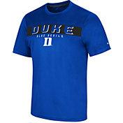 Colosseum Men's Duke Blue Devils Duke Blue Mosbius T-Shirt