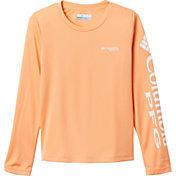 Columbia Girl's Tidal Tee Long Sleeve Shirt