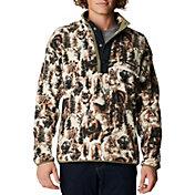 Columbia Men's Helvetia Half Snap Fleece Pullover