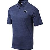 Columbia Men's Penn State Nittany Lions Blue Omni-Wick Set Performance Polo