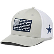 Columbia Men's Dallas Cowboys Fish Flag Ball Cap