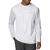 Columbia Men's Terminal Tackle PFG Americana Long Sleeve Shirt
