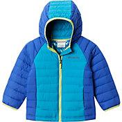 Columbia Toddler Girls' Powder Lite Hooded Jacket