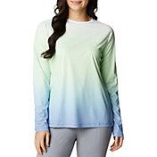 Columbia Women's Printed Tidal Deflector Long Sleeve Shirt