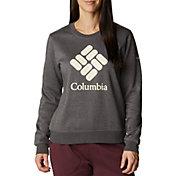 Columbia Women's Trek Graphic Crewneck Sweatshirt