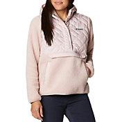 Columbia Women's Sweet View Fleece Hooded Pullover