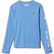 Columbia Youth North Carolina Tar Heels Carolina Blue Terminal Tackle Long Sleeve T-Shirt
