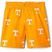 Columbia Youth Tennessee Volunteers Backcast Printed Performance White Shorts