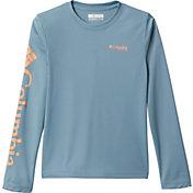 Columbia Youth Terminal Tackle PFG Long Sleeve Graphic T-Shirt