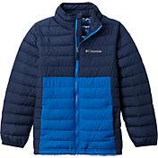 Columbia Boys' Powder Lite Jacket