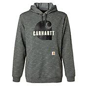 Carhartt Men's Logo Graphic Hoodie