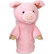 Daphne's Headcovers Pig Head Cover