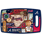 You The Fan Atlanta Braves Retro Cutting Board