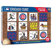 You The Fan Chicago Cubs Memory Match Game