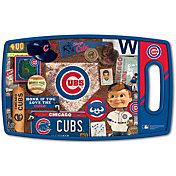 You The Fan Chicago Cubs Retro Cutting Board