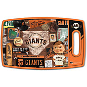 You The Fan San Francisco Giants Retro Cutting Board