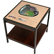 You The Fan San Francisco Giants 25-Layer Stadium Views Lighted End Table