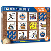 You The Fan New York Mets Memory Match Game