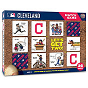 You The Fan Cleveland Indians Memory Match Game