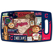 You The Fan Cleveland Indians Retro Cutting Board