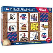 You The Fan Philadelphia Phillies Memory Match Game
