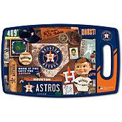 You The Fan Houston Astros Retro Cutting Board