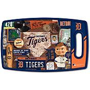 You The Fan Detroit Tigers Retro Cutting Board
