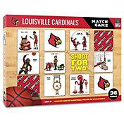 You The Fan Louisville Cardinals Memory Match Game