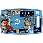 You The Fan North Carolina Tar Heels Retro Cutting Board