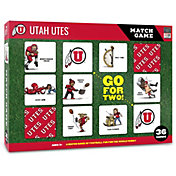 You The Fan Utah Utes Memory Match Game