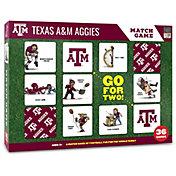 You The Fan Texas A&M Aggies Memory Match Game
