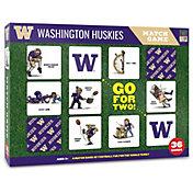 You The Fan Washington Huskies Memory Match Game
