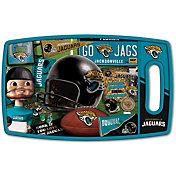 You The Fan Jacksonville Jaguars Retro Cutting Board