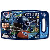 You The Fan Tennessee Titans Retro Cutting Board