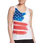 DSG Women's Americana Graphic Tank Top