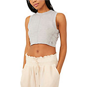 FP Movement by Free People Women's Play By Play Cropped Tank Top