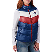 G-III for Her Women's Buffalo Bills Rebound Puff Royal Vest