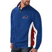 G-III Men's Buffalo Bills Power Forward Royal Track Jacket