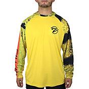 Gillz Men's UV Tournament Hood Long Sleeve Shirt