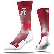 Strideline Alabama Crimson Tide Tie Dye Crew Socks