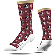 Strideline Florida State Seminoles Repeat Crew Socks
